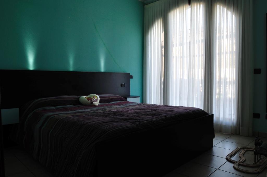 parete camera da letto in cartongesso